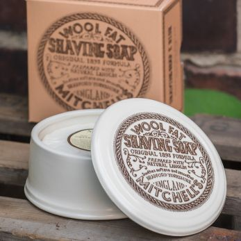 Mitchell's Woolfat Soap