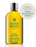 Molton Brown - Bushukan Body Wash - Duschgel