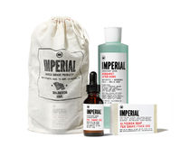 Imperial Barber - Shave Bundle (Glycerin Soap, Pre-Shave Oil, Bergamot After-Shave)