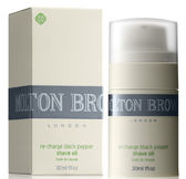 Molton Brown - Re-Charge Black Pepper Shave Oil - Rasier�l