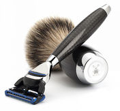 M�HLE - EDITIONSSET No. 1 - Carbon - Gillette FusionEMTM Rasierer - attraktive Pr�sentationsbox