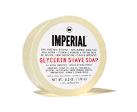 Imperial Barber - Glycerin Shave Soap - Glycerinseife, reines pflanzliches Glycerin, angereichert mit Vitamin E