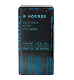 Korres - Blue Sage / Lime / Fir Wood Eau de Toilette