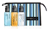 men-u - SET - Face Pack - 4-teiliges Geschenkset
