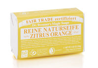 Dr. Bronner's - Bar Soap Zitrus Orange - Reine Naturseife