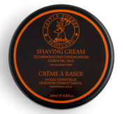 Castle Forbes - Cedar-Sandalwood Essential Oil Shaving Cream
