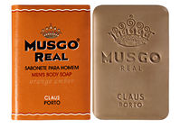 Musgo Real - Men`s Body Soap - K�rperseife - Orange Amber