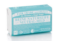 Dr. Bronner's - Bar Soap Neutral-Mild - Reine Naturseife