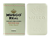 Musgo Real - Men`s Body Soap - K�rperseife - Lime Basil