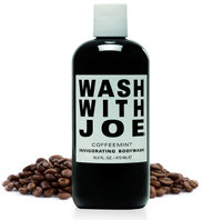 Wash with Joe - Coffee & Mint - Belebendes Duschgel