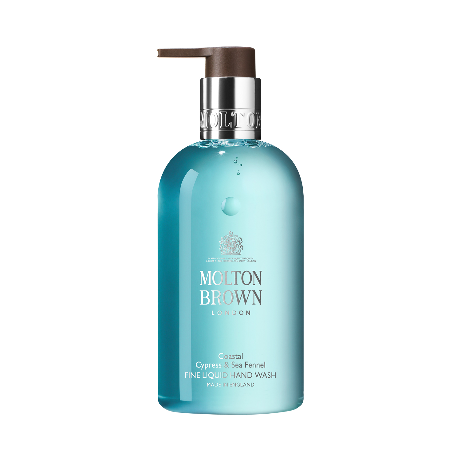 molton brown coastal cypress sea fennel fine liquid hand wash handwaschgel. Black Bedroom Furniture Sets. Home Design Ideas