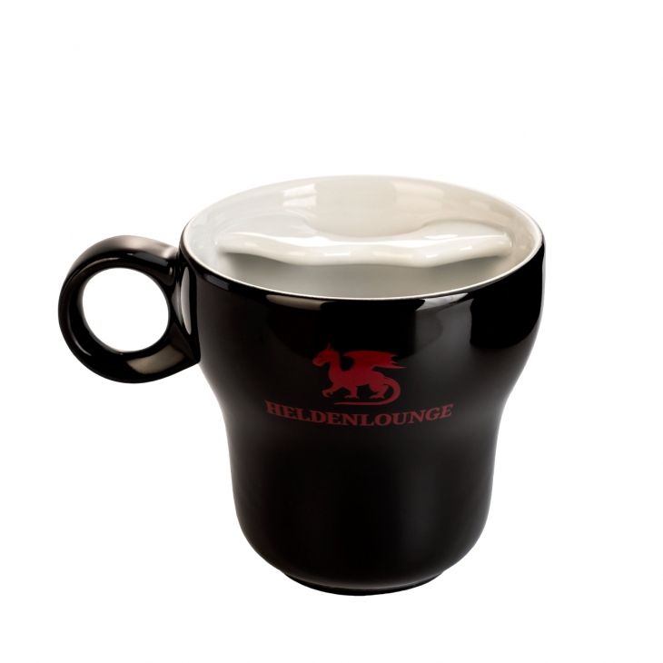 From 85 Euro - Heldenlounge - Moustache Cup